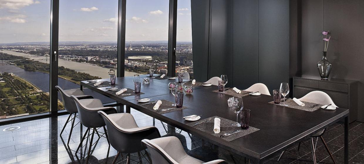 Private Dining Rooms - PDR Meliá Vienna 2