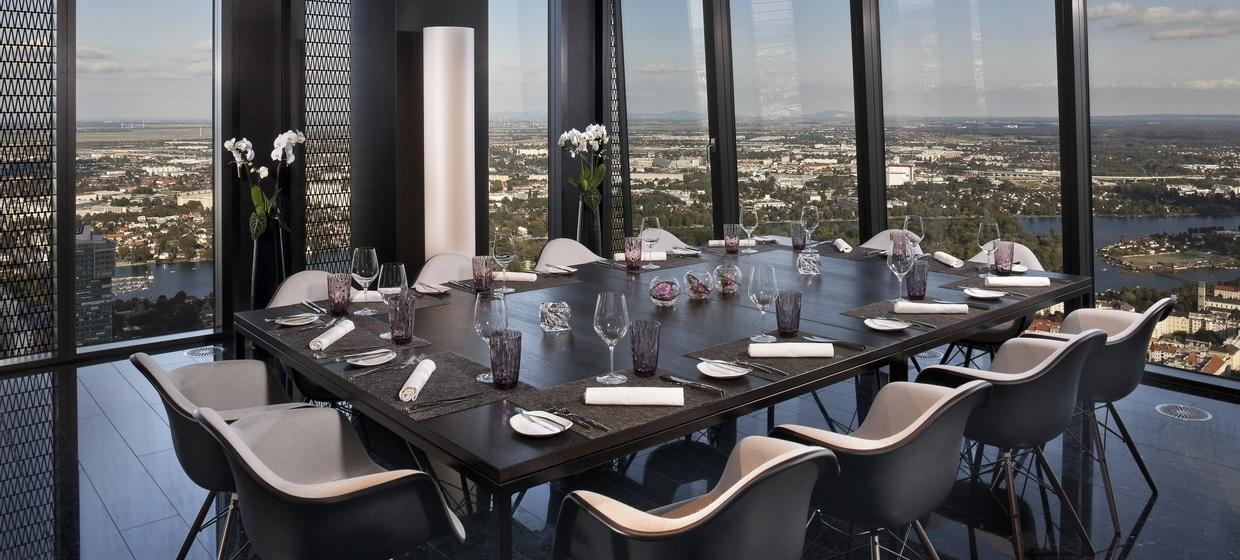 Private Dining Rooms - PDR Meliá Vienna 1