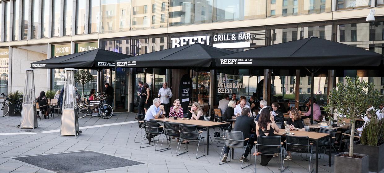 Beef! Grill & Bar Frankfurt 7