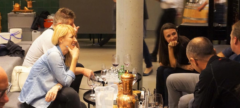 Ginspiration – Selber Gin brennen als Teambuilding 2