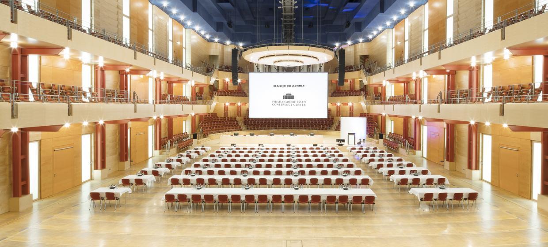 Philharmonie Essen Conference Center 1