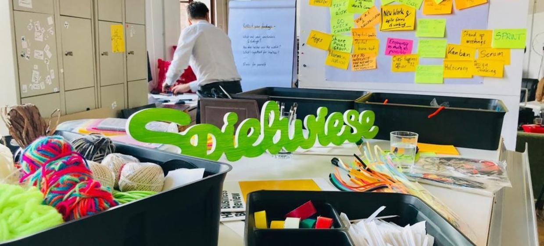 Design Thinking Room - CoWorkingLoft 3