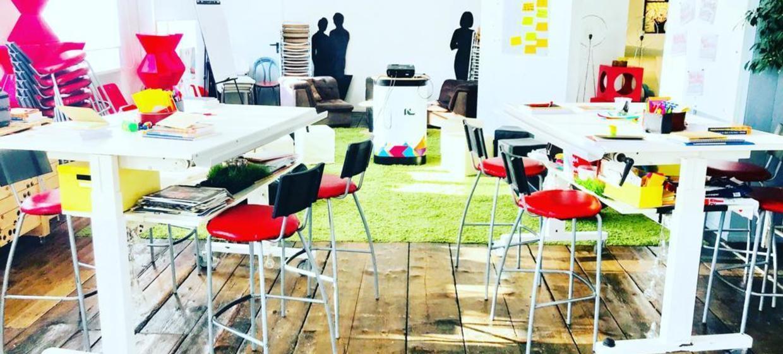 Design Thinking Room - CoWorkingLoft 6