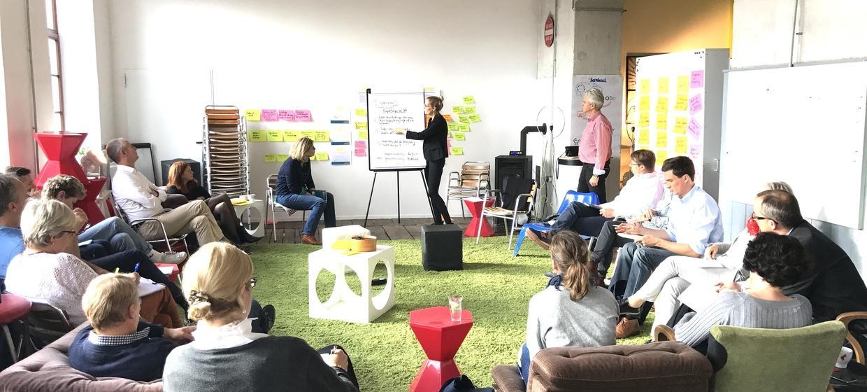 Design Thinking Room - CoWorkingLoft 15