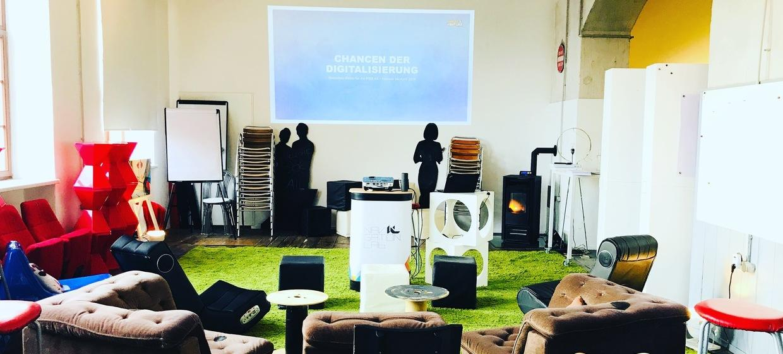 Design Thinking Room - CoWorkingLoft 1