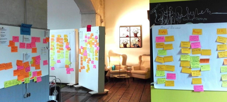 Design Thinking Room - CoWorkingLoft 17