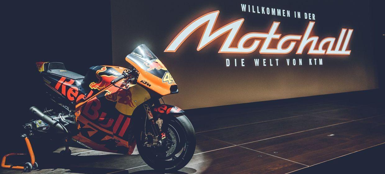 KTM Motohall 6