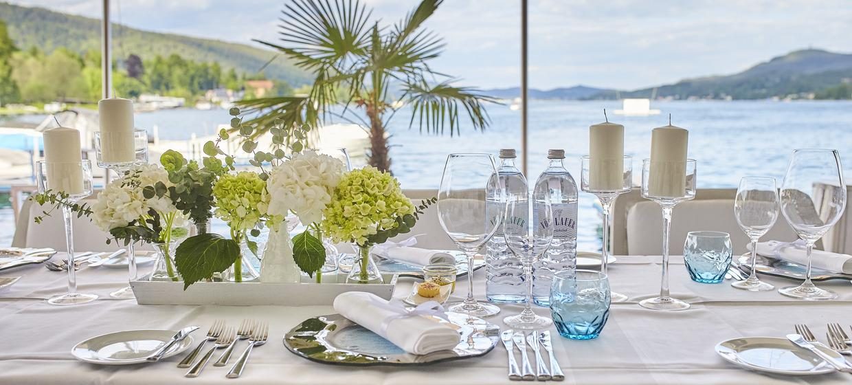 Seespitz Restaurant & Living im Falkensteiner Schlosshotel Velden 5