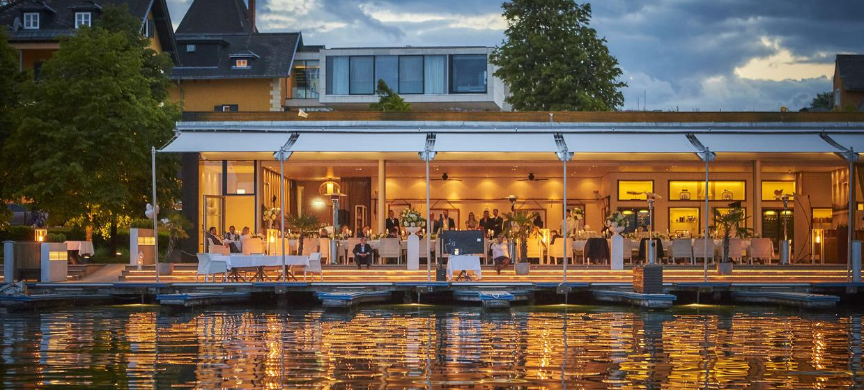 Seespitz Restaurant & Living im Falkensteiner Schlosshotel Velden 7