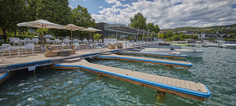 Seespitz Restaurant & Living im Falkensteiner Schlosshotel Velden 8