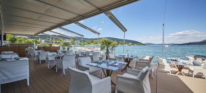 Seespitz Restaurant & Living im Falkensteiner Schlosshotel Velden 1
