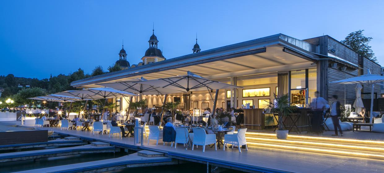 Seespitz Restaurant & Living im Falkensteiner Schlosshotel Velden 3