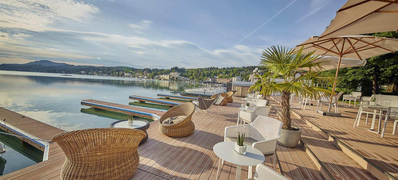 Seespitz Restaurant & Living im Falkensteiner Schlosshotel Velden 4