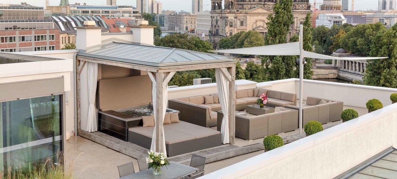 Monbijou Penthouse by Suite.030 5