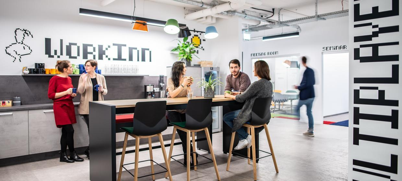 Work Inn Mülheim Besprechungsraum 2