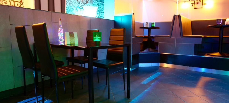 Golden Circle Lounge 9