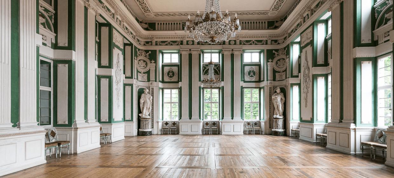 Fürstliche Abtei Amorbach 1