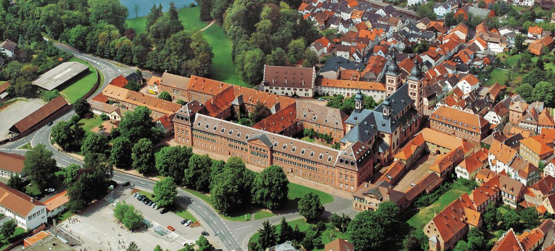 Fürstliche Abtei Amorbach 22
