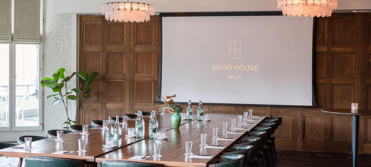 Soho House Berlin  1