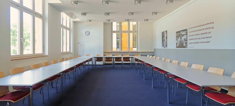 Bucerius Law School - Mittlerer Seminarraum 1