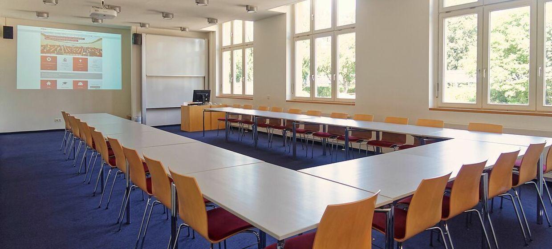 Bucerius Law School - Mittlerer Seminarraum 2