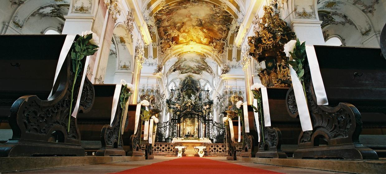 Fürstliche Abtei Amorbach 15
