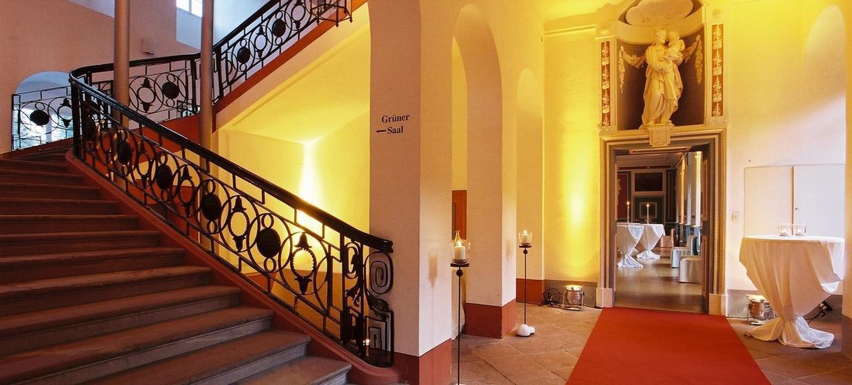 Fürstliche Abtei Amorbach 16