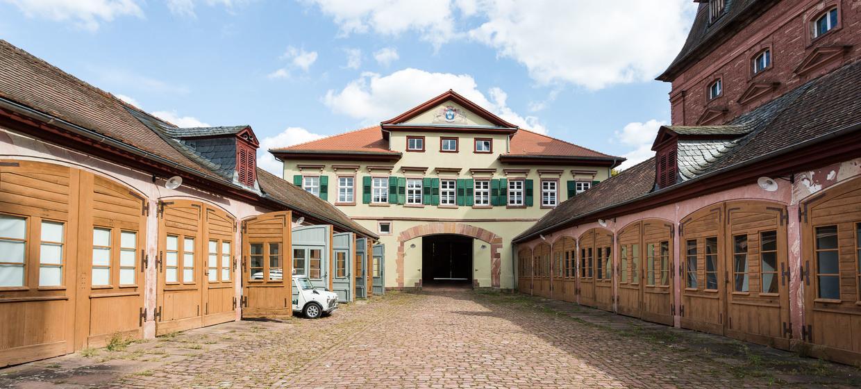 Fürstliche Abtei Amorbach 19