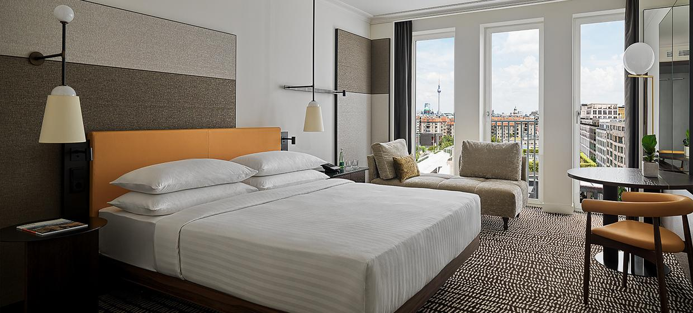 Berlin Marriott Hotel 9