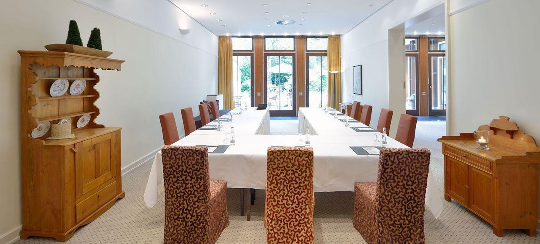Privathotel Lindtner Gelber Salon 1