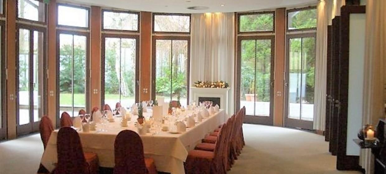 Privathotel Lindtner Salon zum Garten 1