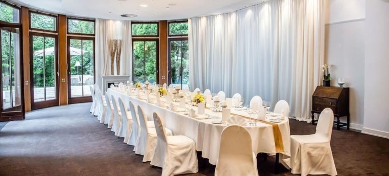 Privathotel Lindtner Salon zum Garten 2