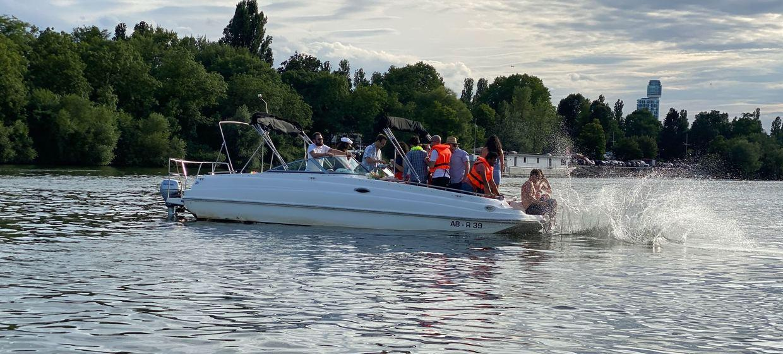 Partyboot Frankfurt 7