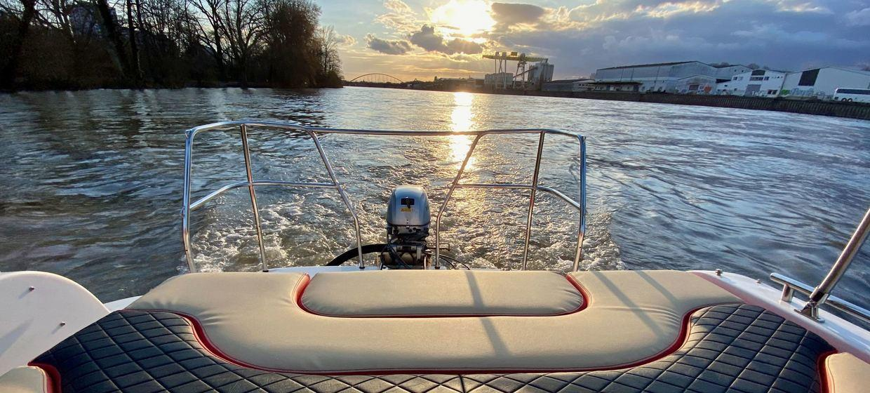 Partyboot Frankfurt 5