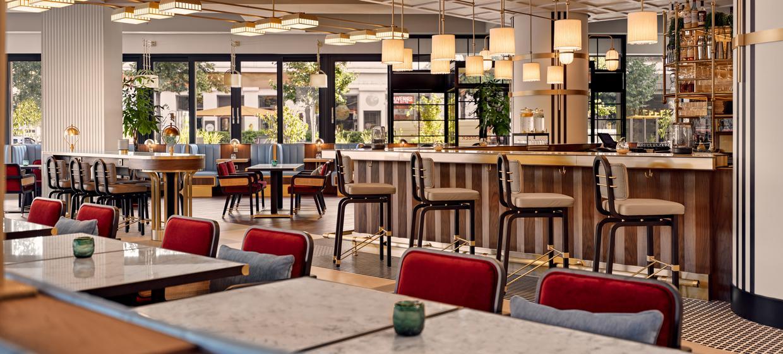 Hilton Vienna Park 10