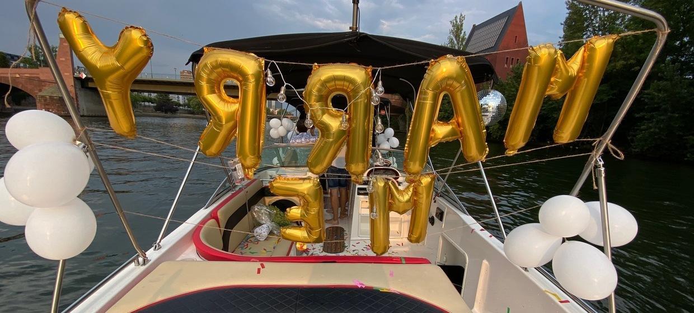 Partyboot Frankfurt 14