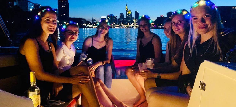 Partyboot Frankfurt 16