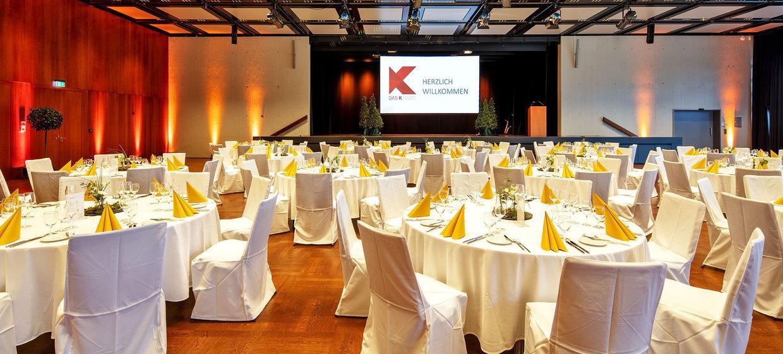 Das K - Kultur und Kongresszentrum 20