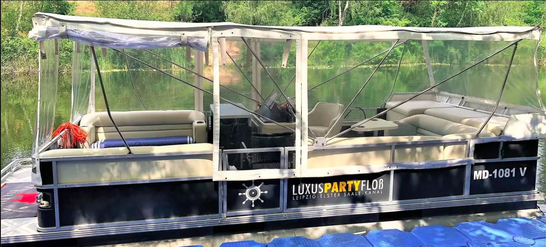 Floßboot Leipzig 2