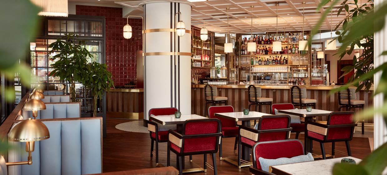 Selleny's Bar Hilton Vienna Park 2