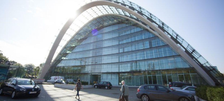ecos office center hamburg - berliner bogen 5