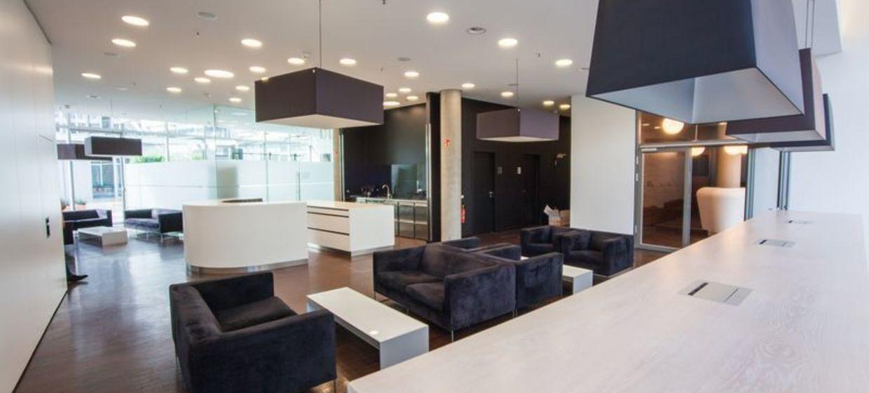 ecos office center hamburg - berliner bogen 4