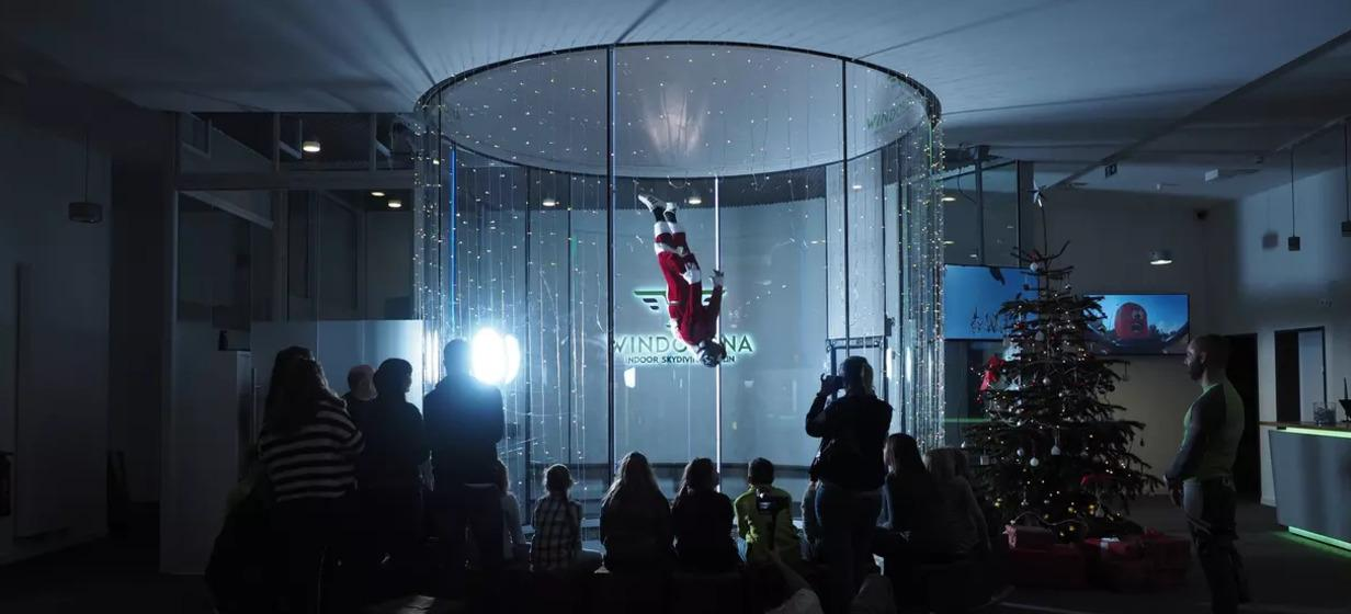 Windobona Indoor Skydiving Berlin 3