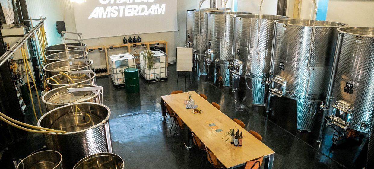 Chateau Amsterdam The winery 3