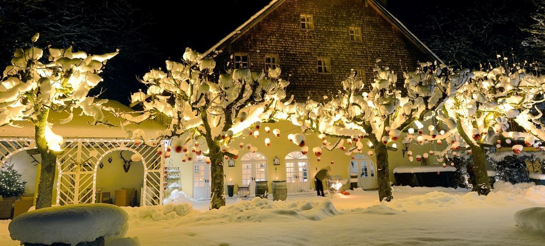 Weihnachtlicher Genuss im Schlosswirt zu Anif 6