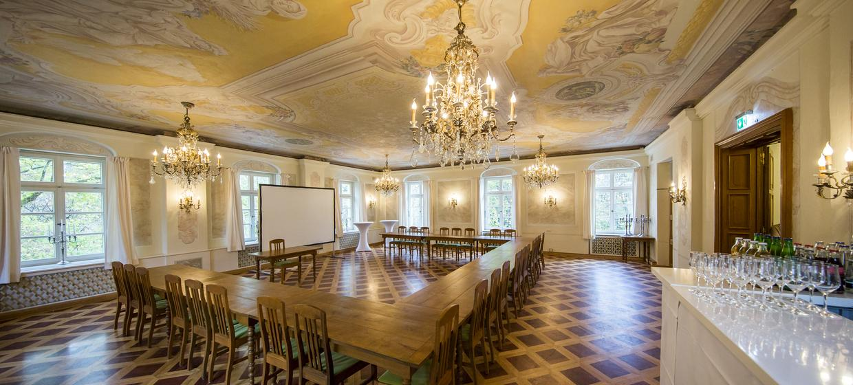 Bamberger Haus - Luitpoldsaal 1