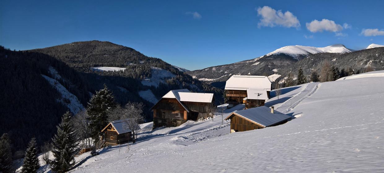 Sankt Lorenzen Chalet 14