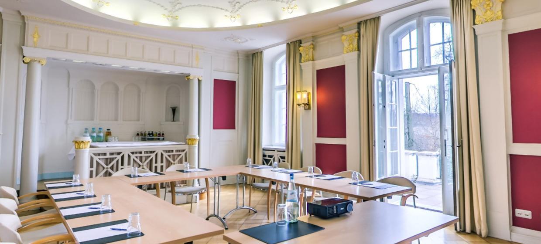 Hotel Schloss Schweinsburg - Damensalon 1