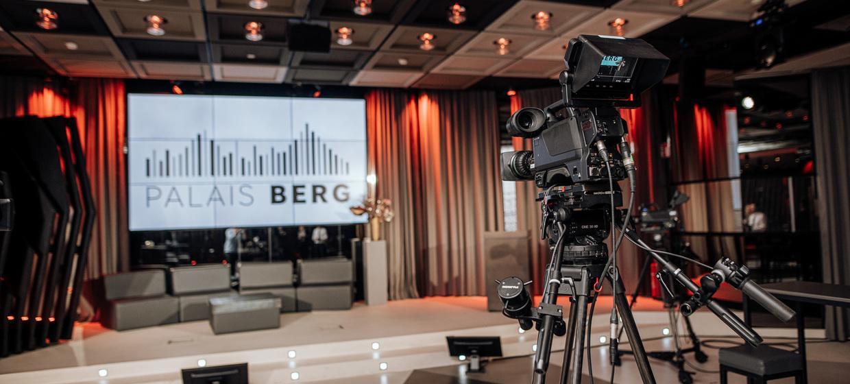 Streaming Studio im Palais Berg  4