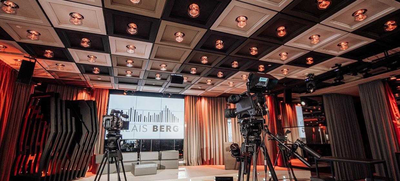 Streaming Studio im Palais Berg  3